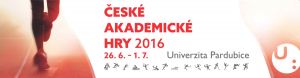 XV. České akademické hry 2016