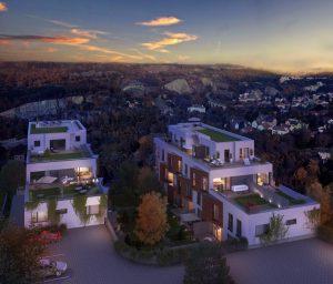 Projekt Panorama Hlubočepy