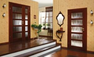 Dřevěné dveře kolekce Toledo
