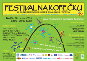 Festival Na kopečku 2016