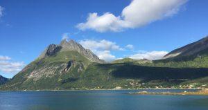 Hora Liafjellet 160829