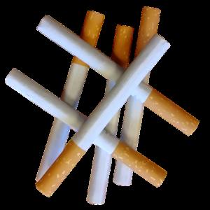 cigarety, tabák