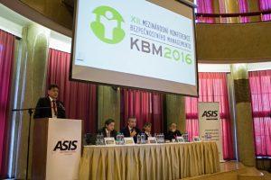Mezinárodní konference bezpečnostního managementu KBM