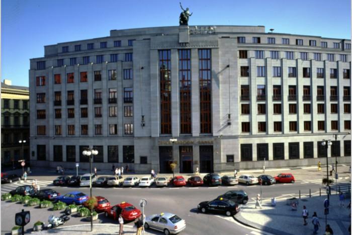 Hlavní budova ČNB