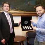 Stříbrné medaile od Národní Pokladnice