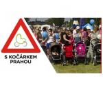 Rodinný happening S KOČÁRKEM PRAHOU ovládne pravý břeh Vltavy