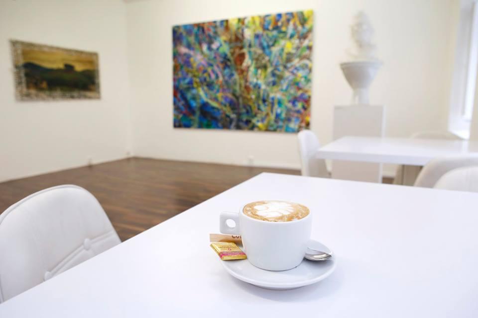 Café Nová galerie