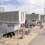APR Energy získala zakázku na projekty mobilních turbín
