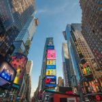 Kavalan Whisky přichází na billboardy Times Square v NYC