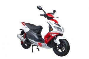 Skútr Kentoya Moto FEVER 125 4T 5.0 kW