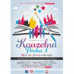 Kouzelná Praha 1, rodinné odpoledne pro všechny generace