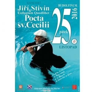 Jiří Stivín - jubilejní koncert Pocta sv. Cecílii 2