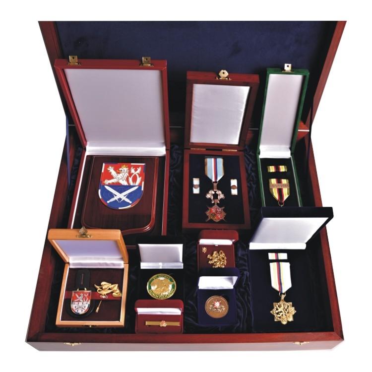 Pamětní mince, medaile a plakety připomenou důležité chvíle