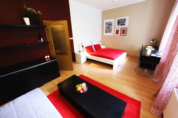 ubytování v Českých Budějovicích -Zadní Mlýn - pokoje