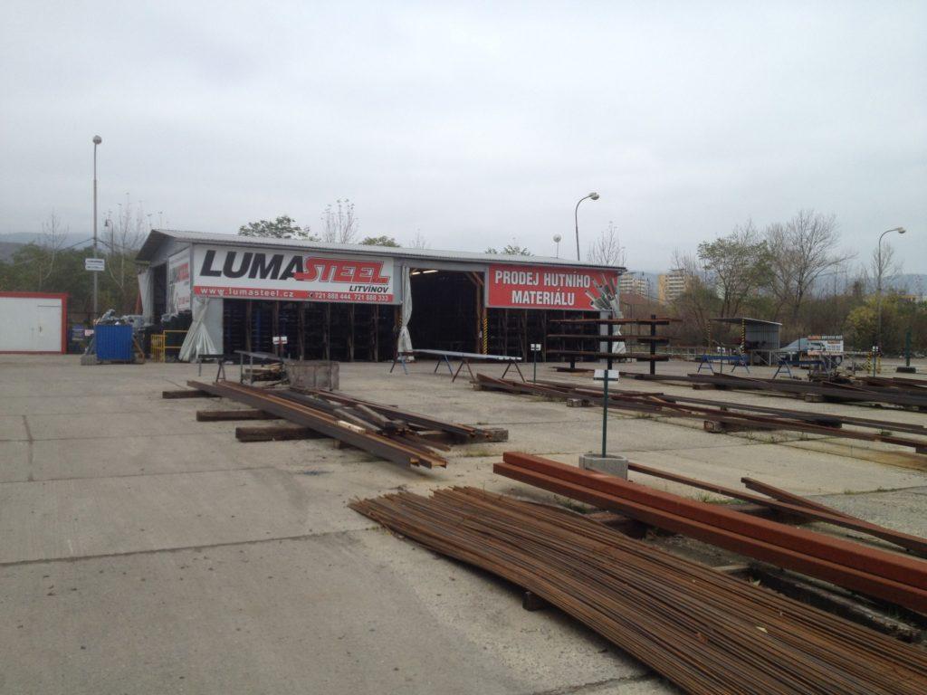 luma steel
