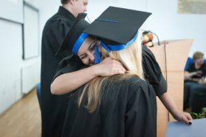 vysokoškolák