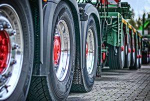 pneumatiky na nákladní vozy