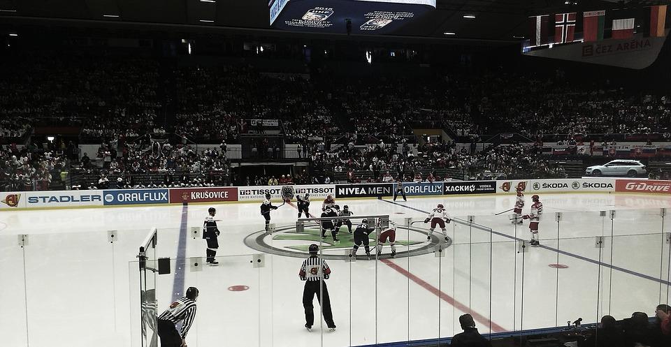 lední hokej MS 2018