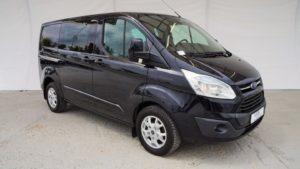 dodávky, užitkové vozy, Ford Transit Custom